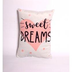 """Dekoratyvinė pagalvytė """"Sweet dreams"""""""