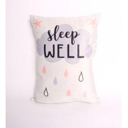 "Dekoratyvinė pagalvytė ""Sleep well"""