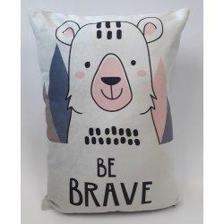 """Dekoratyvinė pagalvytė """"Big bear"""""""