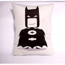 "Dekoratyvinė pagalvytė ""Batman"""