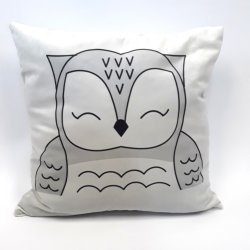 """Dekoratyvinė pagalvytė """"Owl"""""""