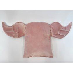 """Rožinė dekoratyvinė pagalvėlė """"Wings"""""""