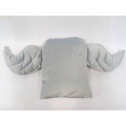 """Pilka dekoratyvinė pagalvėlė """"Wings"""""""