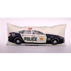 """Dekoratyvinė pagalvytė """"Police car"""""""