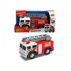 """""""Dickie SOS"""" gaisrinė mašina su švieselėmis ir garsais 30 cm"""