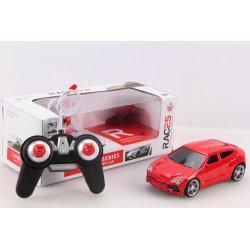 """Raudona RC mašinėlė - """"Races"""""""