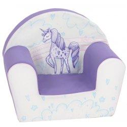 """Violetinis foteliukas - """"Pony"""""""