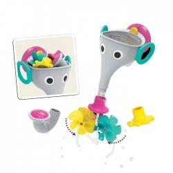 """Yookidoo edukacinis vonios žaislas """"Rausvasis drambliukas"""""""