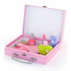 """Rožinis grožio lagaminėlis """"Makeup"""""""