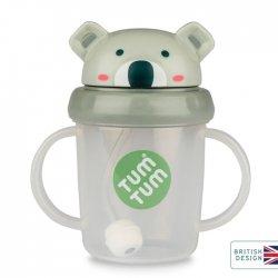 """Tum Tum puodelis su rankenėlėmis """"Koala"""""""