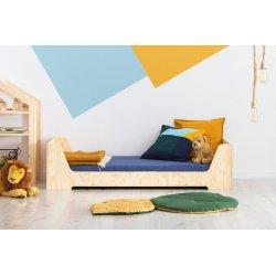 """Medinė stilinga viengulė lovytė - """"Kik"""""""
