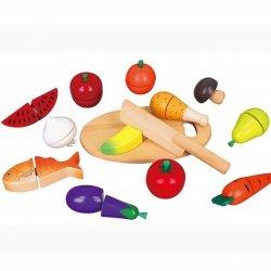 Mediniai pjaustomi maisto produktai ir daržovės