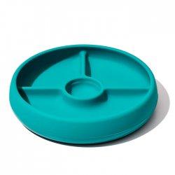 OXO silikoninė lėkštė su skyreliais - mėtinė