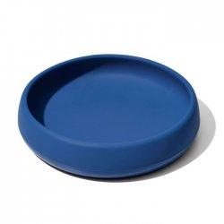 OXO silikoninė lėkštė mėlyna