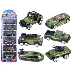 Metalinis kariuomenės automobilių komplektas