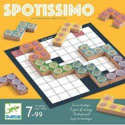 """Djeco loginis žaidimas """"Spotissimo"""" 7+"""