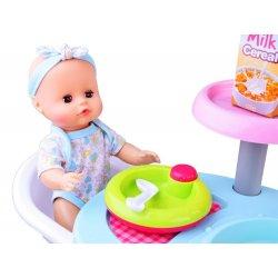Vaikiškas priežiūros stalelis su kriaukle