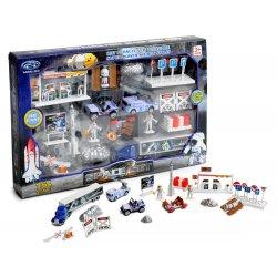 """Kosminės stoties bazė su transporto priemonėmis """"Space"""""""