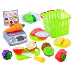 Mini vaisių ir daržovių parduotuvėlė