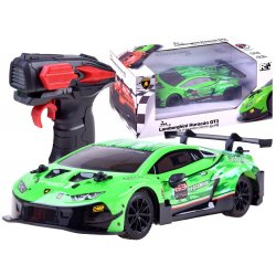 Žalias - sportinis RC GT3 automobilis