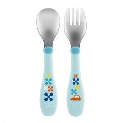 Mėlynas Chicco įrankių komplektas berniukams