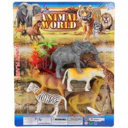 """Gyvūnėlių figūrėlės - """"Zoo parkas"""""""