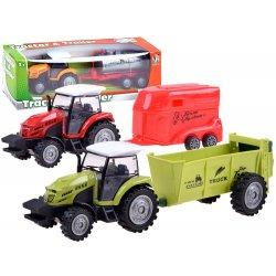 """Traktorius su priekaba """"Ukininkas"""""""