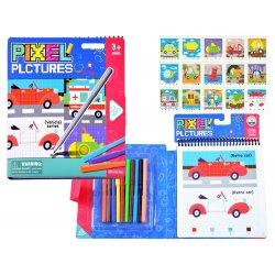 Edukacinė - mokomoji spalvinimo knygelė