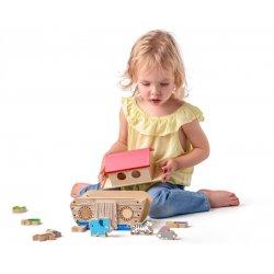 Edukacinis žaislas - Nojaus arka
