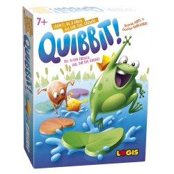 Stalo žaidimas šaukiančios varlės - Quibbit