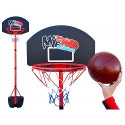 Didelis krepšinio rinkinys su kamuoliu