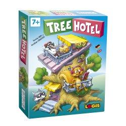 """LOGIS žaidimas """"Tree Hotel"""""""