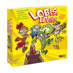 """LOGIS žaidimas """"Lobis! Lobis!"""""""