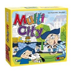 """LOGIS žaidimas """"MultiCity"""""""