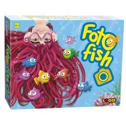 """LOGIS žaidimas """" Foto Fish"""""""