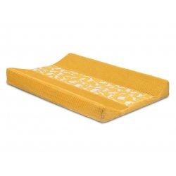 Vystymo lentos užvalkaliukas ( geltonas)