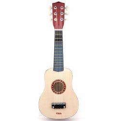 Viga medinė vaikiška gitara