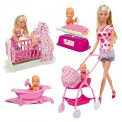 Simba lėlės ir kūdikio priežiūros rinkinys