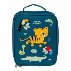 Vaikiškas termo krepšys - Tigras džiunglėse