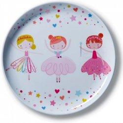 Vaikiška lėkštė - Balerinų trio