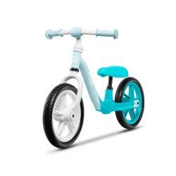 Metalinis balansinis dviratukas - Alex, juodas/oranžinis