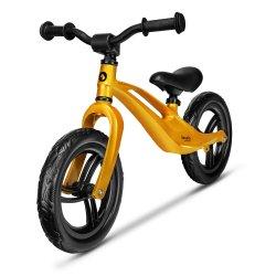 Auksinės spalvos balansinis dviratukas - Bart