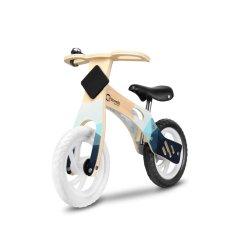 Medinis balansinis dviratukas - Willy, pilkas