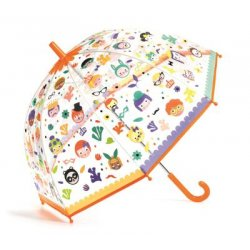 Vaikiškas skėtis - Linksmi veidukai