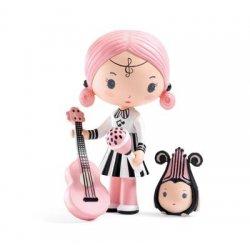 Djeco Tinyly lėlė muzikantė Sidonė ir Zikas