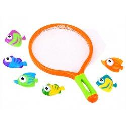Žaislinių žuvyčių gaudymo tinklelis