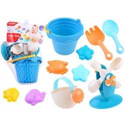 Silikoninis smėlio/vandens žaislų rinkinys