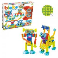 Mochtoys spalvingas konstruktorius - Robotai