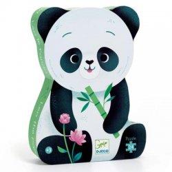Djeco dėlionė - Panda Leo (24 dalys)
