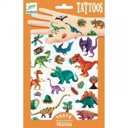 """Djeco tatuiruočių rinkinys """"Dinozaurai"""""""